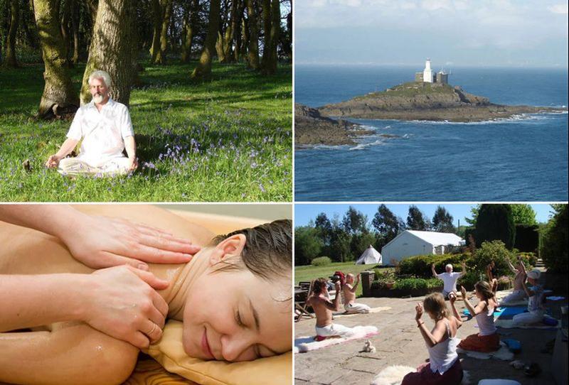 yoga retreat in Swansea