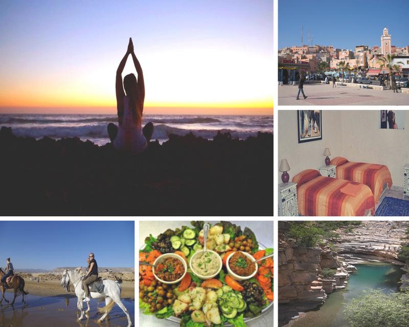 yoga in Agadir