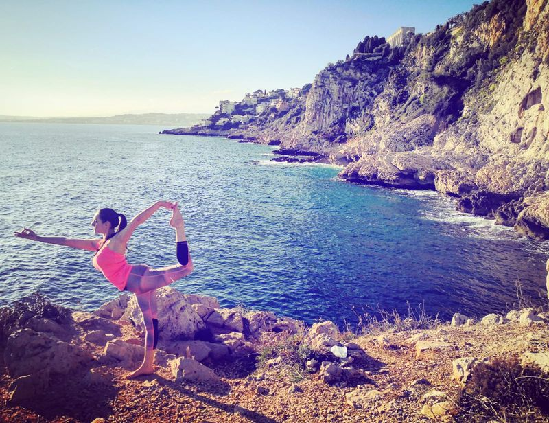 yoga retreat in nice