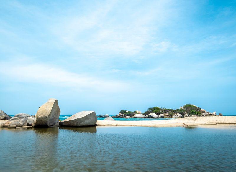 tayrona-beach