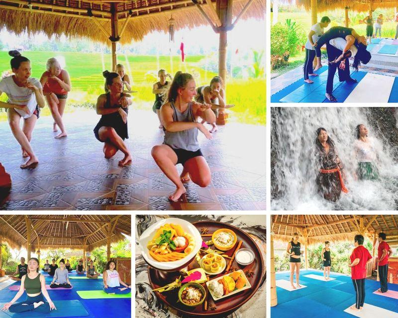 yoga and tai chi in bali