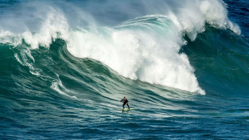 The 6 Daredevils Who Charged The Biggest Waves Ever Surfed