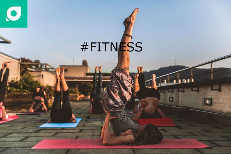 fitness hashtag for yoga by tripaneer