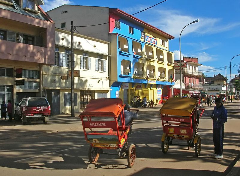Antsirabe city