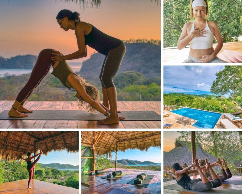 yoga retreat in Nicaragua
