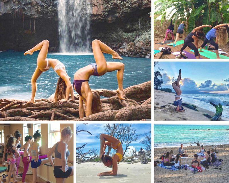 20 Day Hatha and Vinyasa 200-Hour Yoga Teacher Training in Maui, Hawaii