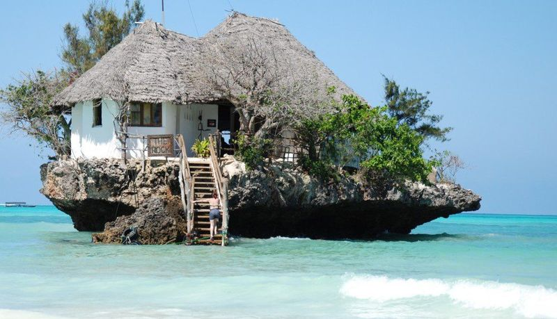 accommodation in zanzibar