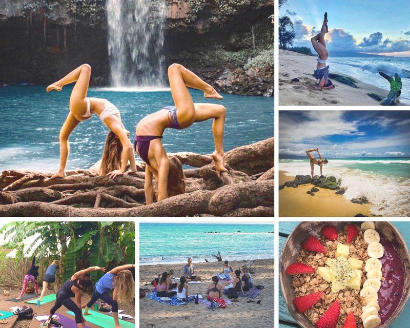 200-hour ytt in hawaii, usa