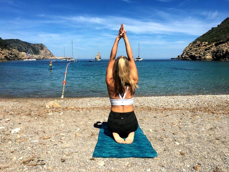 yoga vacation in ibiza