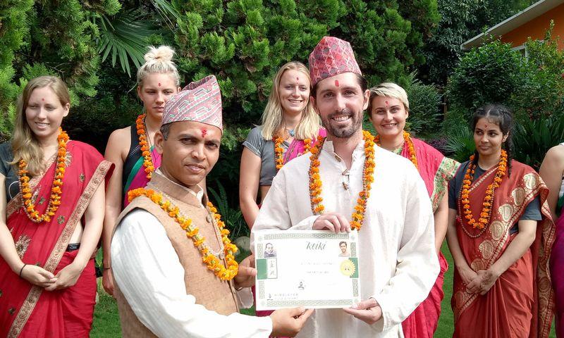 yoga teacher training in Nepal