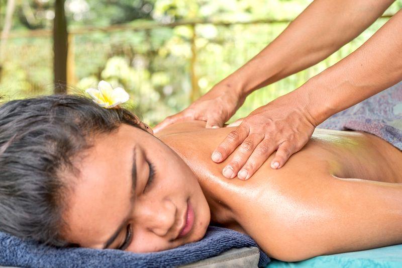 spa in a ubud yoga retreat