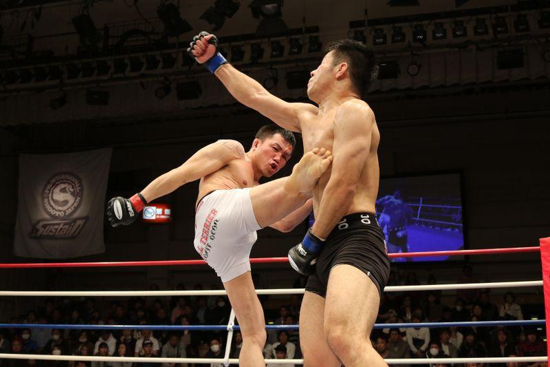 tae kwon do match