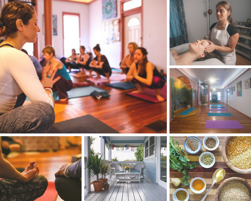 yoga retreat Florida