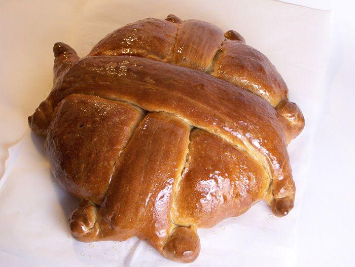 Christopsomo - Crete Christmas Bread