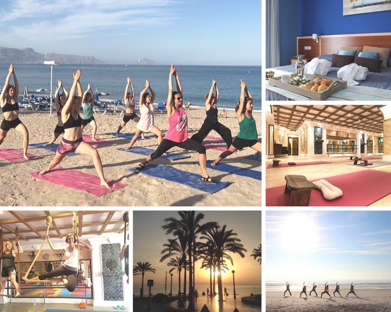 alicante yoga luxury retreat