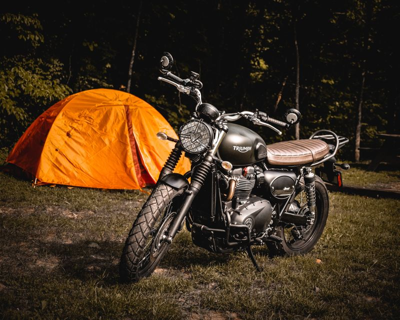motorcycle-camping-tent