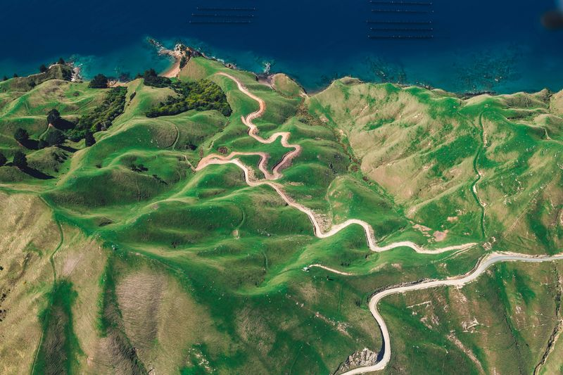 new zealand motorcycle roads