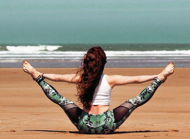 yoga retreat in essaouria