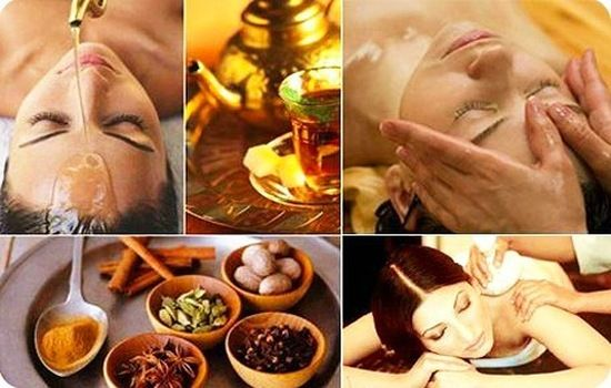 various ayurveda treatments