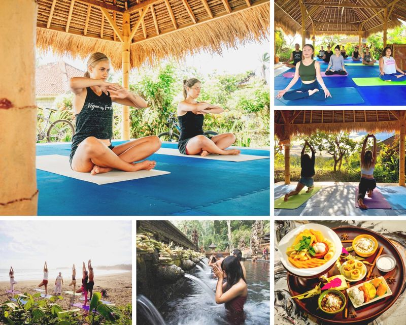 meditation, self-love and yoga in bali