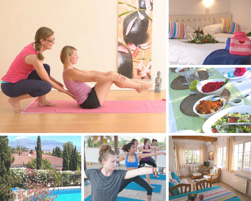 yoga retreat alicante