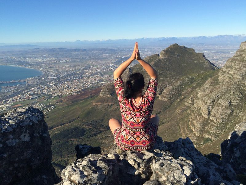 yoga day in south africa