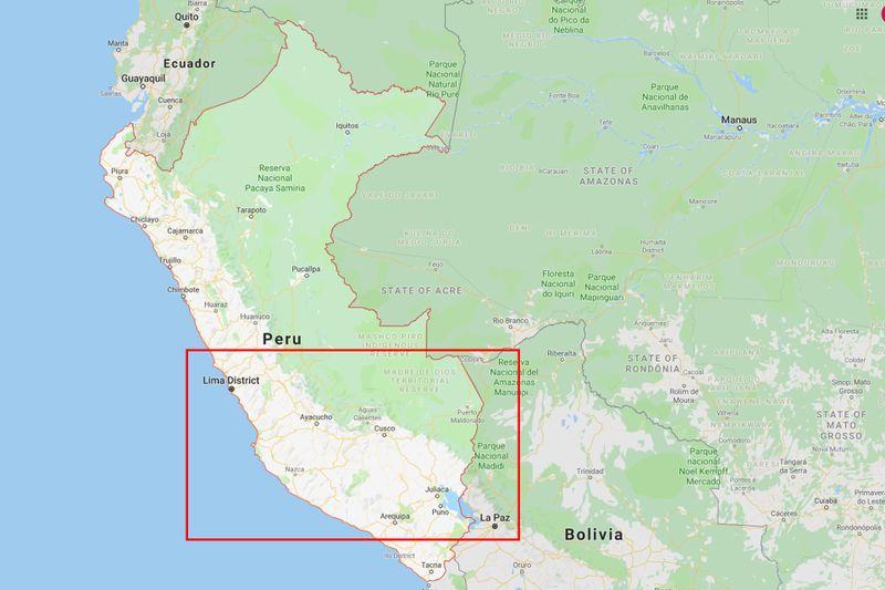 Peru Southern Route