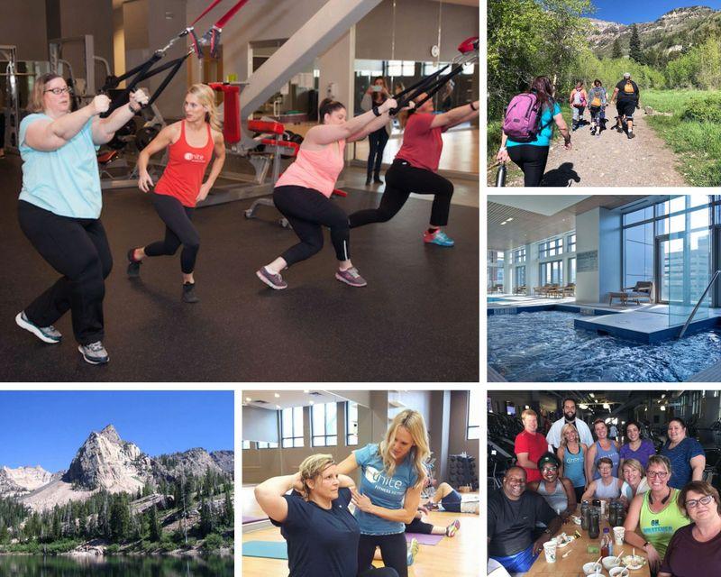 yoga retreat in Utah