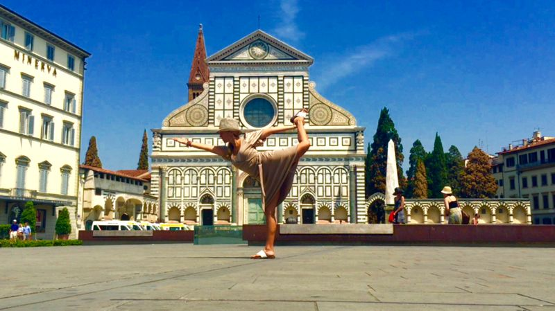 florence yoga retreat