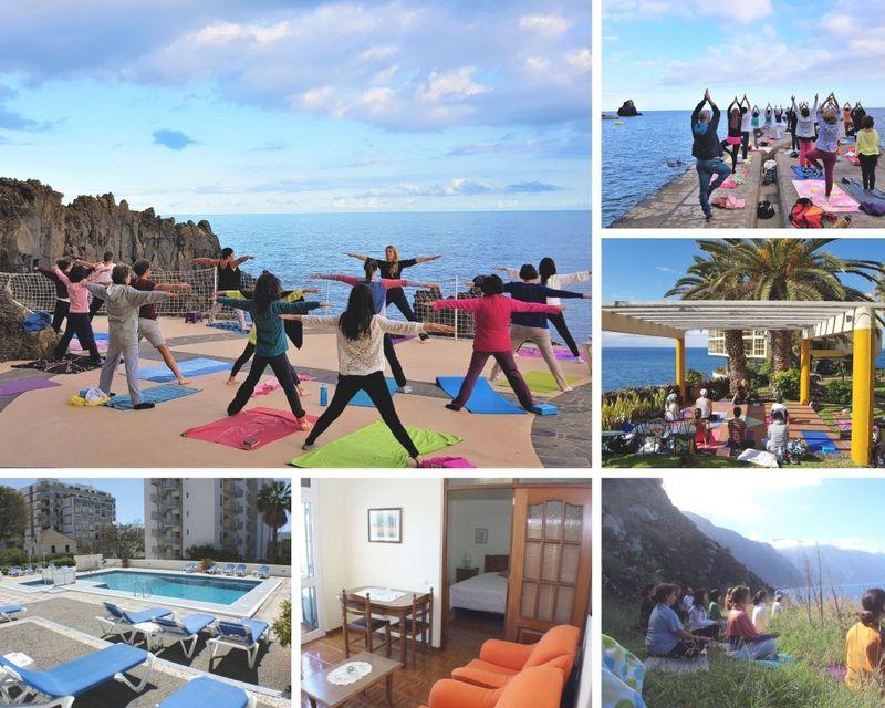 affordable yoga teacher training in europe - 21 days 200 hour integral ytt in madeira, portugal