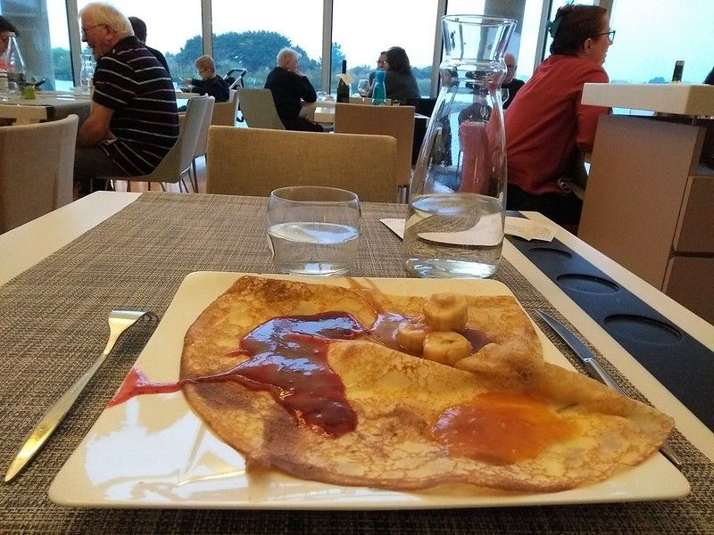 Crêpes in France