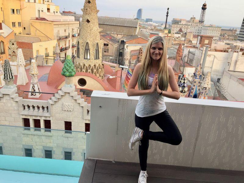 yoga retreat in barcelona
