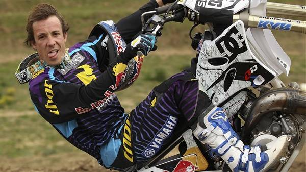 Robbie Maddison interview