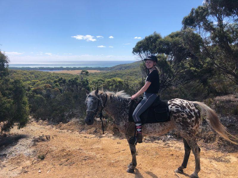 trail riding Australia