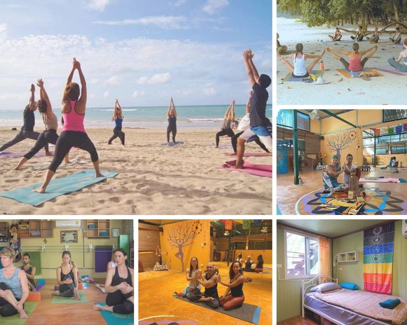 4 Day Silent Yoga, Meditation, and Healing Retreat in Krabi