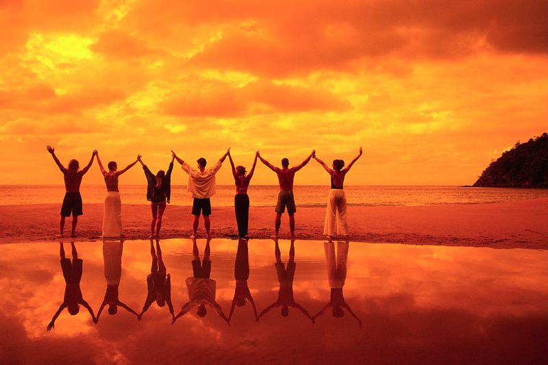 self love group photo