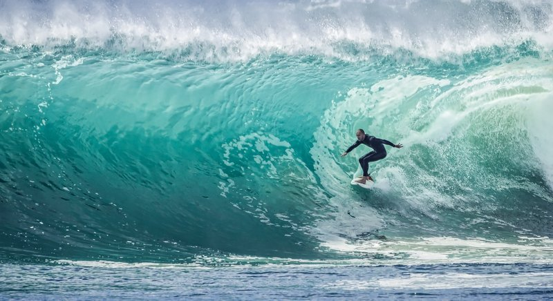 Tips for Big Wave Surfing