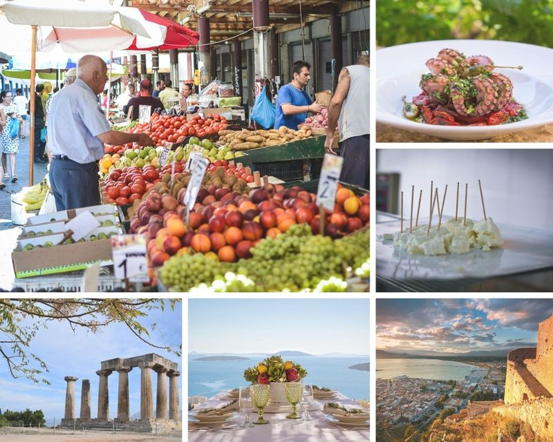 private culinary tour and cultural exploration in Greece