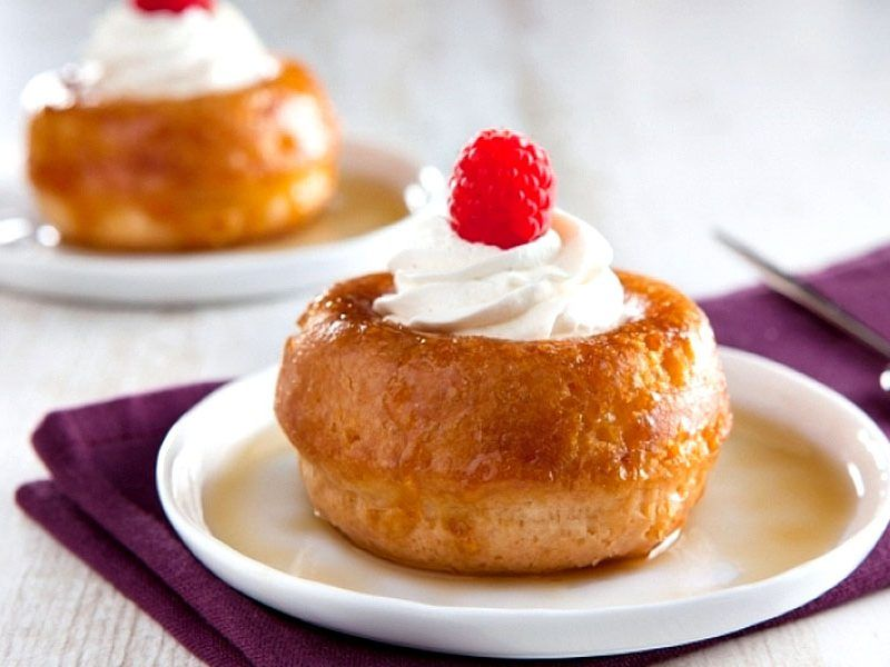 servings of Baba au Rhum
