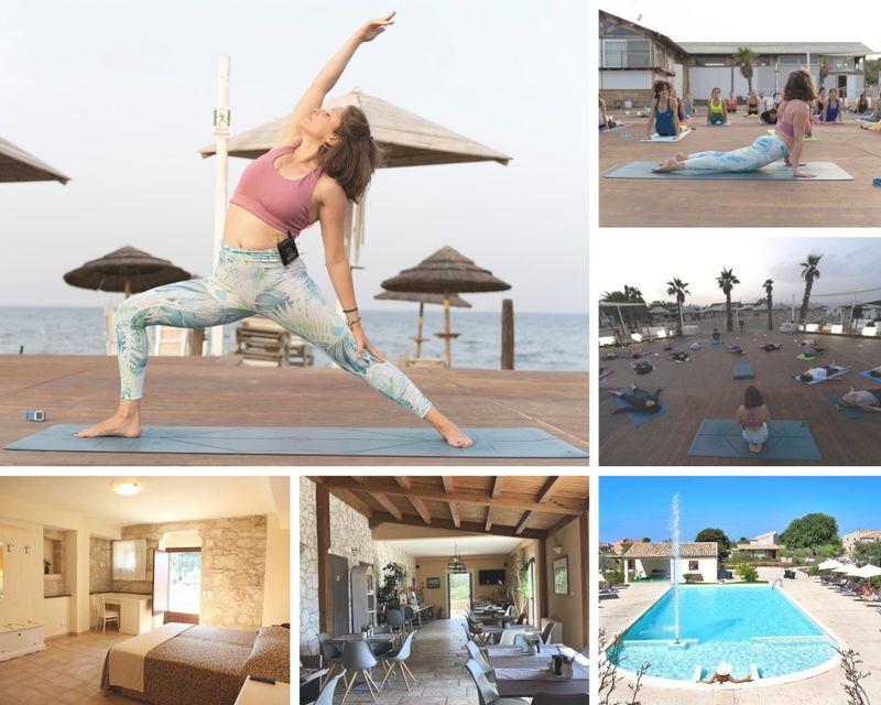 8 Day 60-Hour Yin Yoga Teacher Training Course in Ragusa