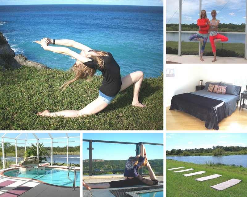 yoga retreat florida