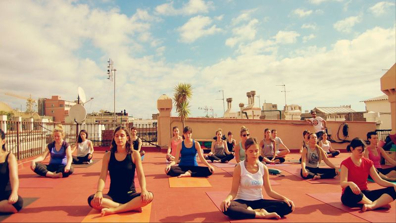 yoga retreat in barcelona