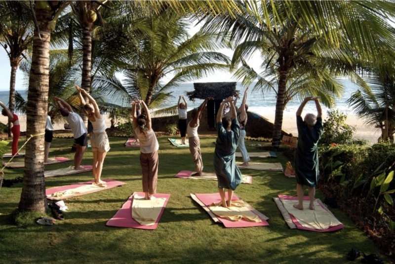 20 days ayurveda meditation and yoga retreat in kerala