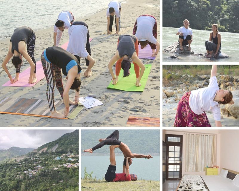 300-Hours Hatha Yoga Teacher Training in Rishikesh, India