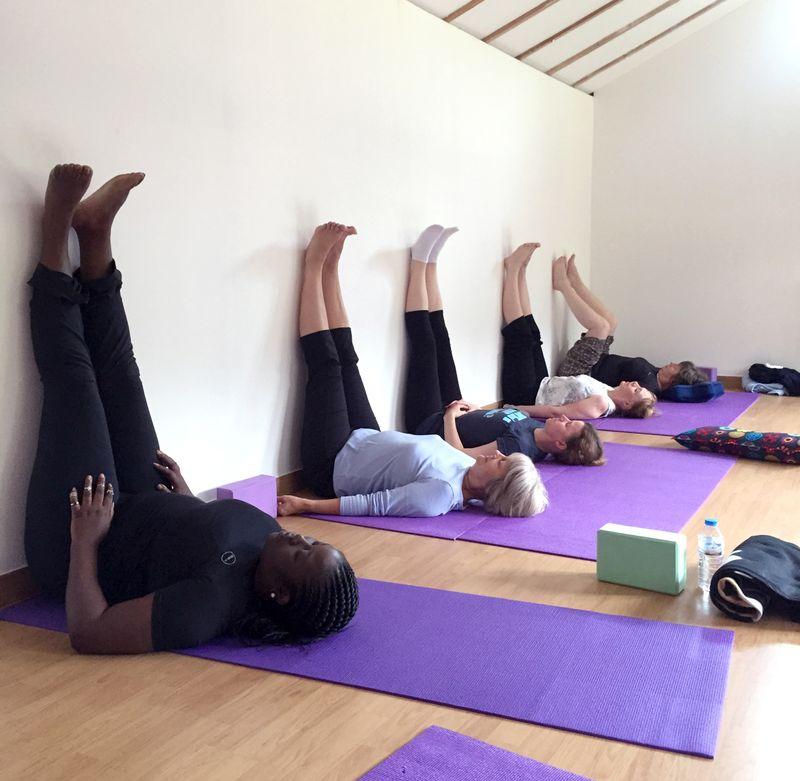 affordable yoga retreat france