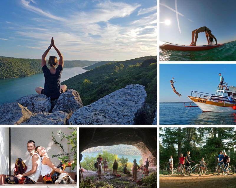 yoga retreat croatia