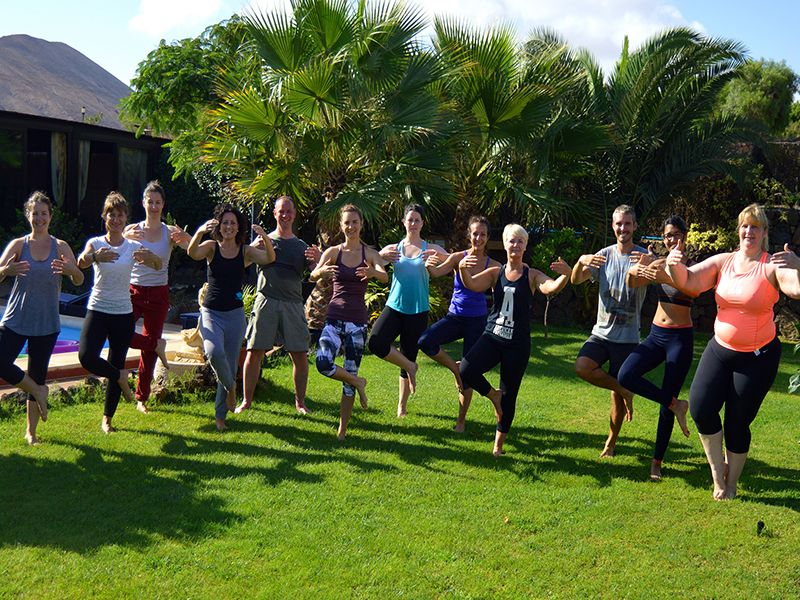 tai chi camp in canary islands