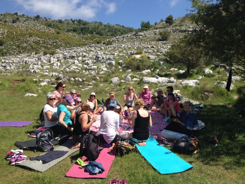 frogS's house yoga retreat france