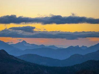 slate peak view