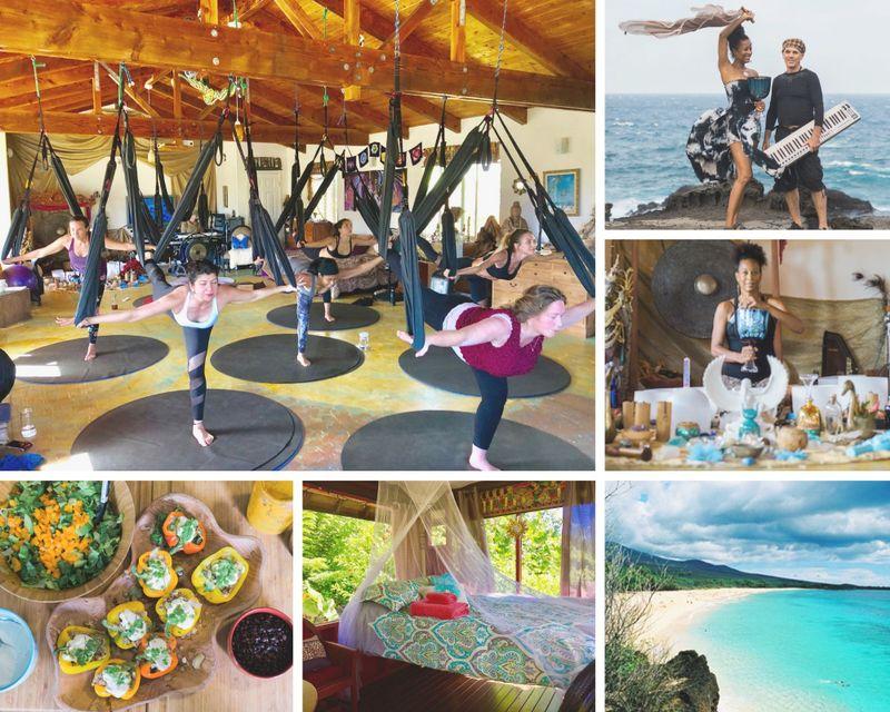 6 Day Sound Healing and Yoga Retreat in Maui, Hawaii